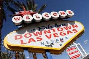 Fabulous Downtown Las Vegas Sign #1